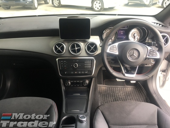 2015 MERCEDES-BENZ CLA 180 CGi AMG Sport 7GDCT Memory Seat