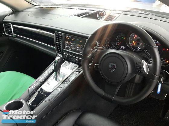 2012 PORSCHE PANAMERA 3.0 Hybrid High Spec UK Premium Car