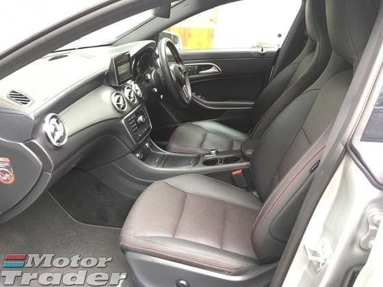 2013 MERCEDES-BENZ CLA CLA250 AMG 4MATIC PRoof Harman Kardon Memory Seat