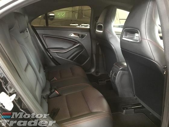 2013 MERCEDES-BENZ CLA 250 CGi AMG Sport PRoof Harman Kardon