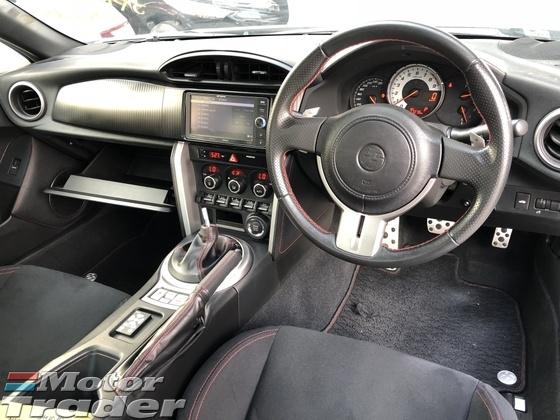 2013 TOYOTA FT-86 GT 86 2.0 Boxer D4S 6LSD