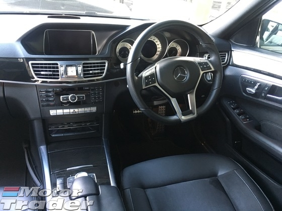2014 MERCEDES-BENZ E-CLASS E250 2.0 AMG Sport 4 Surround Camera AILS MSeat