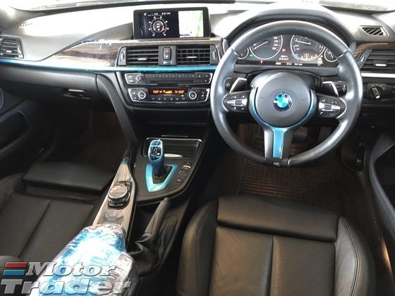 2014 BMW 4 SERIES 420i M Sport Gran Coupe 2.0 Twin Turbo