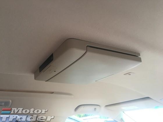 2012 TOYOTA ALPHARD 2.4 VVTi 7SCVT New Facelift 2 Power Door Roof TV