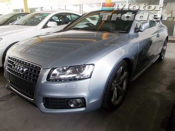 2011 AUDI A5 2.0 TFSI S-Line M.Seat LED GST INCLUDED UNREG