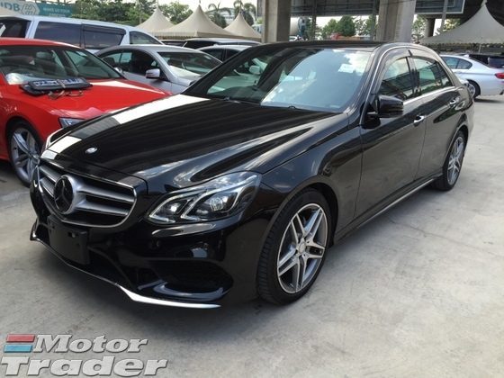2013 MERCEDES-BENZ E-CLASS E250 AMG Sport 2.0 CGi 7GTronic New Facelift Distronic Radar 2 Memory Seat Auto Telescopic Multi Function Paddle Shift Steering Smart Entry Push Start Button Adaptive Intelligent LED Light Auto Cruise Control Bluetooth Connectivity 1 Year Warranty