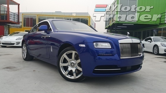 2013 ROLLS-ROYCE ROLLS-ROYCE OTHER WRAITH 6.6 V12 COUPE