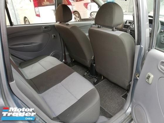 2012 PERODUA VIVA 1.0 AUTO Power Steering Wald BodyKits New Paint Blacklisted  Can Loan Dp2k