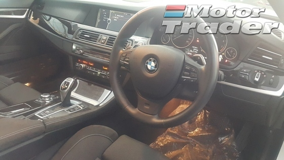 2011 BMW 5 SERIES UNREG 523i MSPORT 2.5L WT FREE WRTY GST