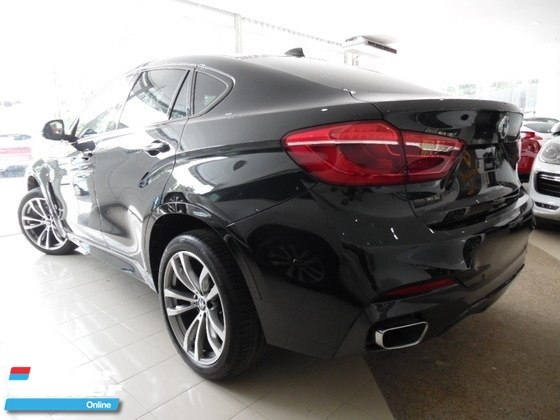 2015 BMW X6 xDrive 35i 3.0 M SPORT TWIN POWER TURBO  FACELIFT