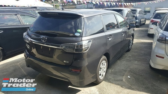 2014 TOYOTA WISH 1.8X HID SELECTION