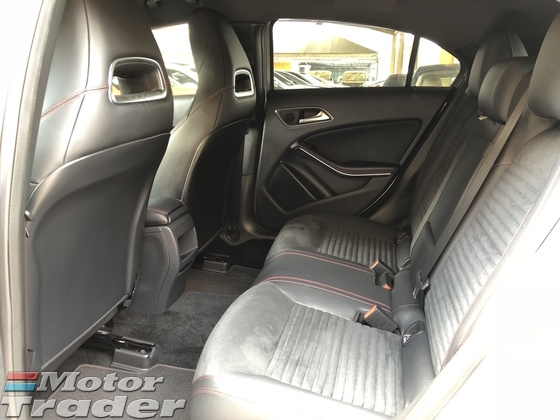 2013 MERCEDES-BENZ A-CLASS A180 AMG Sport 7GDCT Distronic Plus 2 Memory Seat Daytime Xenon LED Reverse Camera