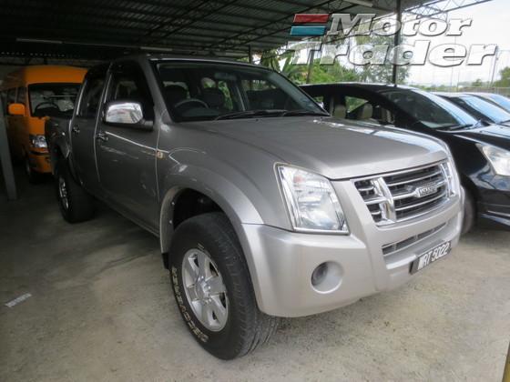 2008 ISUZU D-MAX 2.5TD ( M )