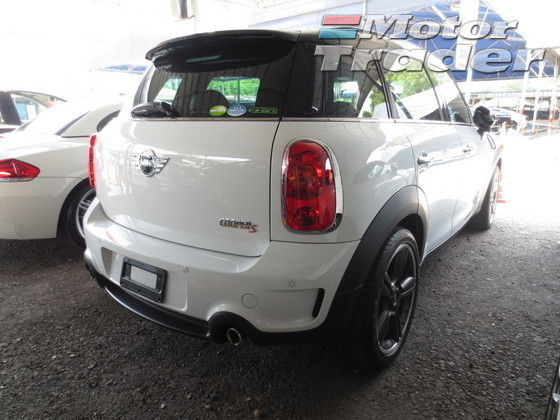 2013 MINI Cooper S COUNTRYMAN ALL4 1.6