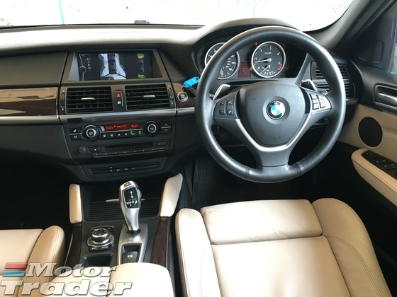 2014 BMW X6 xDrive 40d 3.0 Twin Turbo 3 Camera Power Boot