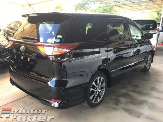2016 TOYOTA ESTIMA 2.4 Aeras Premium Edition New Model Panoramic Roof Power Boot 7 Half Leather Seat Auto Seat Unreg