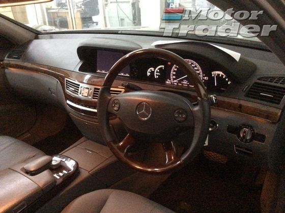 2007 MERCEDES-BENZ S-CLASS S300L 3.0 Sunroof P.Boot Tiptop CKD