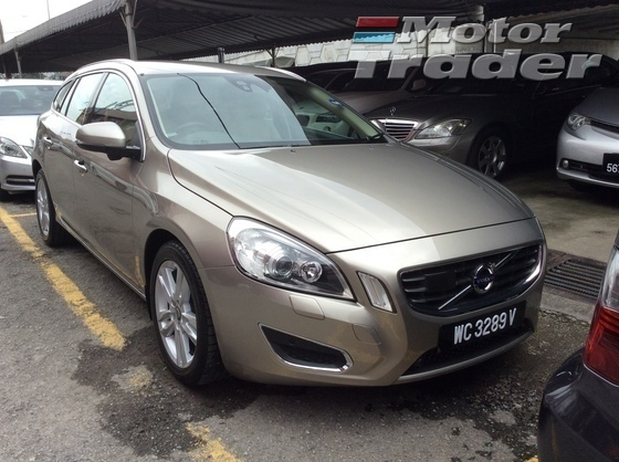 2012 VOLVO V60 2.0 T5 Low Mileage Car King Condition 12/13