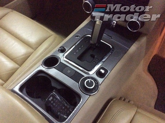 2006 VOLKSWAGEN TOUAREG 3.2 V6 Sunroof Reg.09