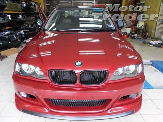 BMW E46, M3 & M SPORTBODYKITS Exterior & Body Parts > Car body kits