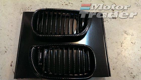 BMW MATT BLACK FRONT GRILL Other Accesories