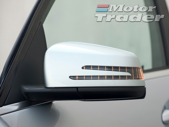 MERCEDES SIDE MIRROR COVER Exterior & Body Parts > Others