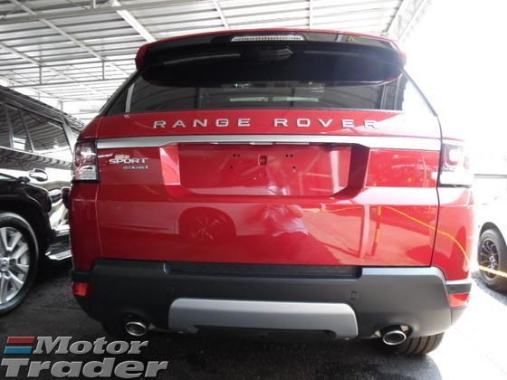 2014 LAND ROVER RANGE ROVER SPORT 3.0 HSE SDV6 HISPEC