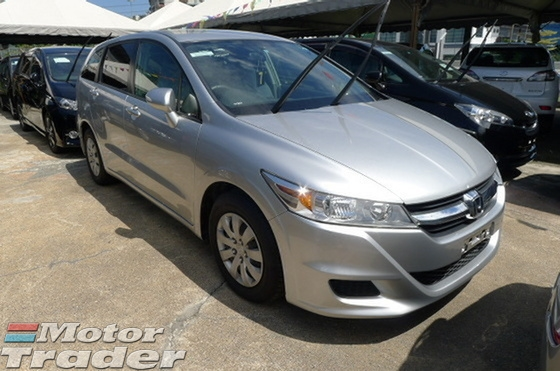 2011 HONDA STREAM 1.8 X LIMITED 83500K WITH GSTFULL LOAN