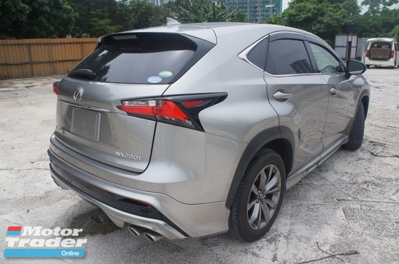 2010 LEXUS NX 200 2.0Turbo F Sport Japan