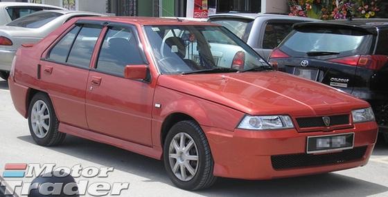 2007 PROTON ISWARA 1298cc (MT)