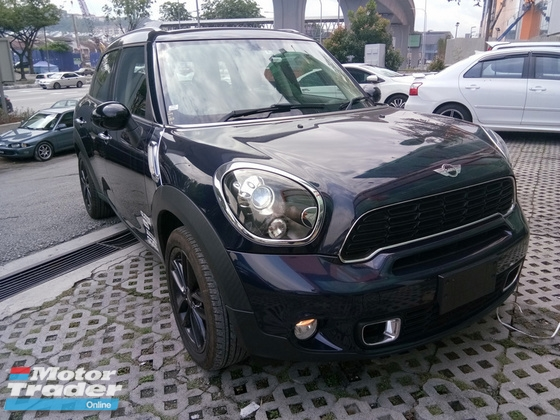 2014 MINI Countryman 1.6t Cooper S Japan Unreg (NO SST)