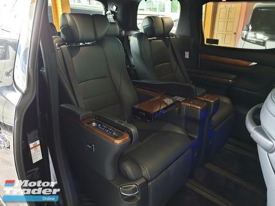 2015 TOYOTA VELLFIRE 3.5 V6 Executive Lounge (TRD SRims)
