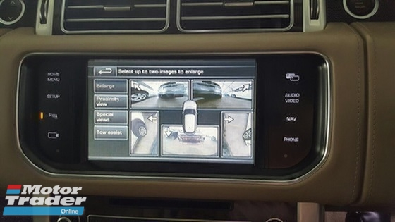 2014 LAND ROVER RANGE ROVER VOGUE AUTOBIOGRAPHY 4.4 LWB FULL SPEC ( 4 SEATER )