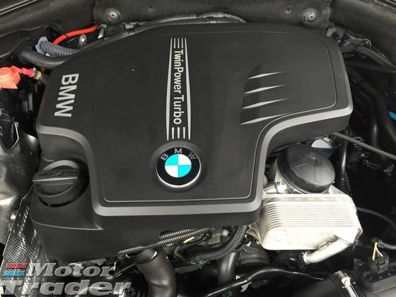 2013 BMW 5 SERIES 520i M Sport 2.0 Twin Turbo Paddle Shift Sport