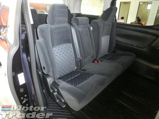 2015 TOYOTA VELLFIRE 2.5 S 8 Seaters Unreg INC GST