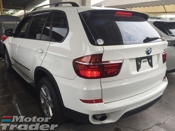2011 BMW X5 XDRIVE 35I