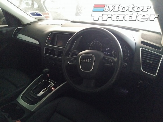 2010 AUDI Q5 2.0 TFSI Turbo Quattro 4 Wheel 2010