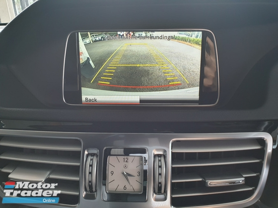 2013 MERCEDES-BENZ E-CLASS E250 2.0t CGI AMG Japan Unreg