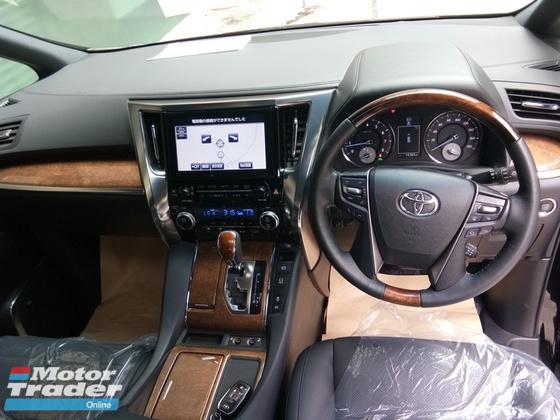 2015 TOYOTA ALPHARD 3.5 V6 Executive Lounge (NO SST CHARGE)