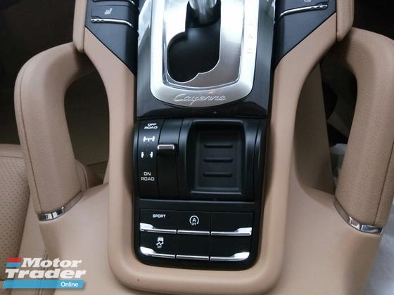 2015 PORSCHE CAYENNE 3.0 Diesel Turbo FaceLift UK (NO SST)