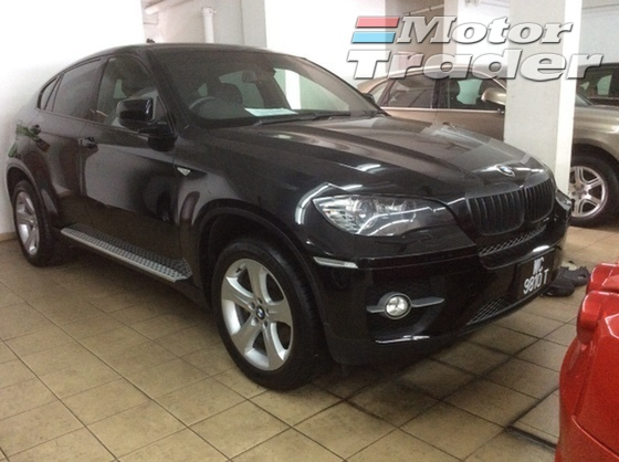 2009 BMW X6 Xdrive35i Sunroof Japan Spec 09/11