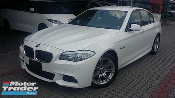 2012 BMW 5 SERIES 523 msport
