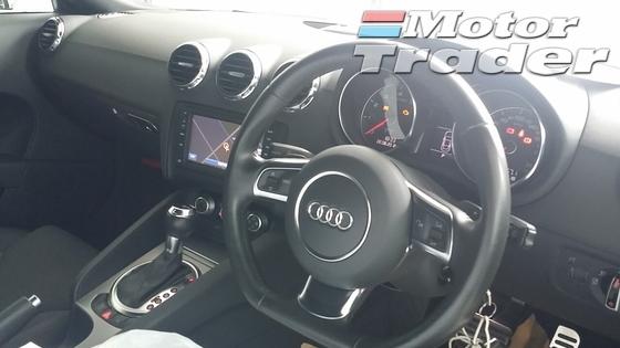 2012 AUDI TT 1.8 TFSI