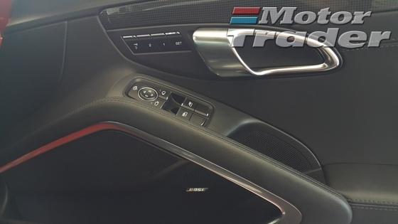 2013 PORSCHE 911 S 3.8 FULL SPEC UNREG