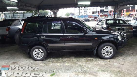 1999 HONDA CR-V CR-V