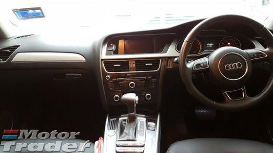 2013 AUDI A4 1.8 TFSI