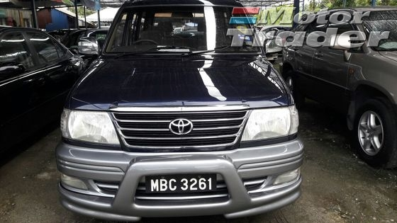 2005 TOYOTA UNSER 1.8 ( M ) LGX,1 OWNER, VERY GOOD CONDITION