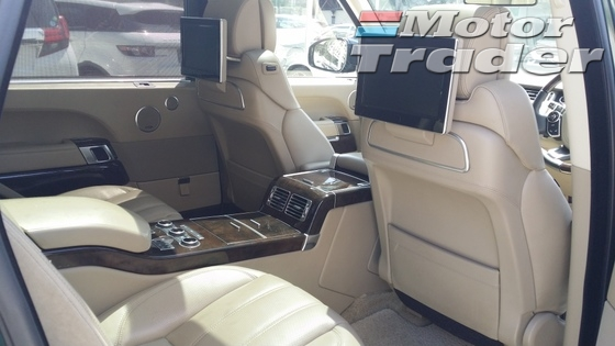 2014 LAND ROVER RANGE ROVER VOGUE RANGE ROVER AUTOBIOGRAPHY VOGUE 4.4 SDV8 (A) LWB 2014 4 SEATERS
