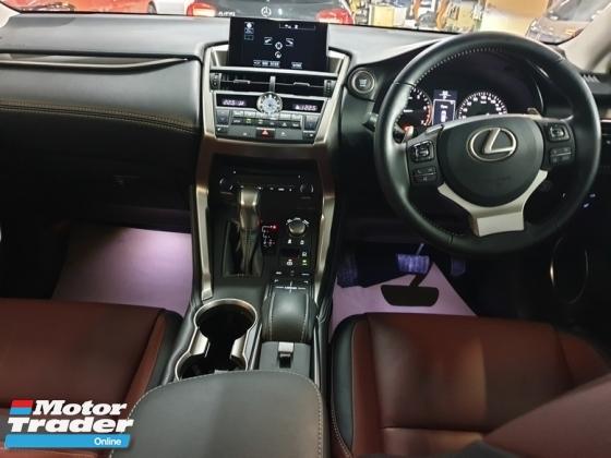 2016 LEXUS NX 200 2.0t Luxury