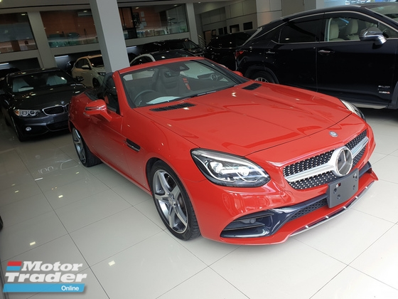 2016 MERCEDES-BENZ OTHER SLC 180 1.6t AMG Convertible